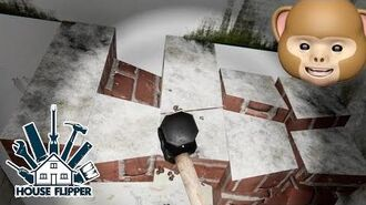 KNOCKING EVERYTHING DOWN!! - House Flipper - Fan Choice Friday