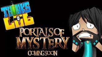 Minecraft - Think's Lab - Portals Of Mystery - Official Trailer!