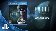 Until Dawn - Binaural Trailer PS4