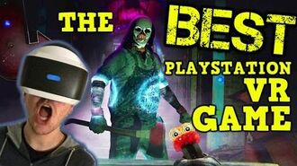 THE BEST PLAYSTATION VR GAME! Until Dawn Rush of Blood Horror Gameplay PS VR
