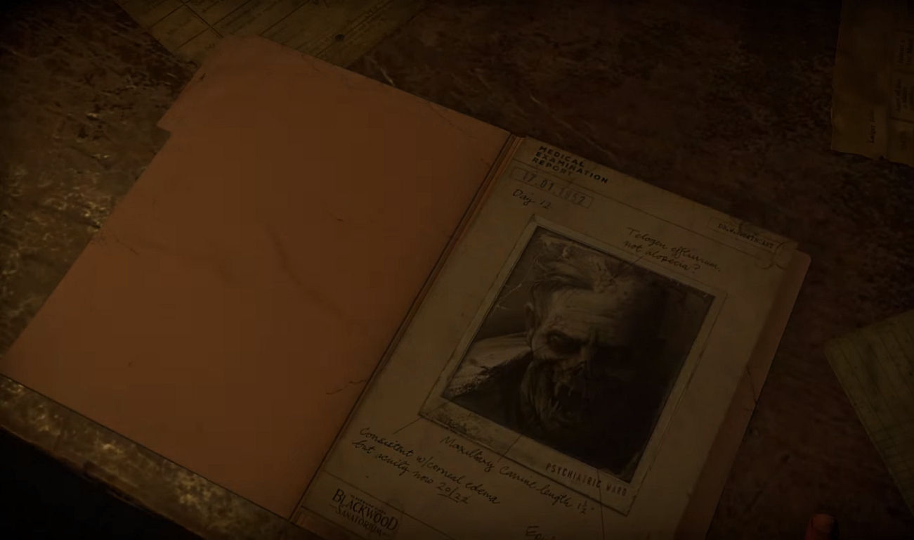 Image - Dossier4.png | Until Dawn Wiki | FANDOM powered by Wikia