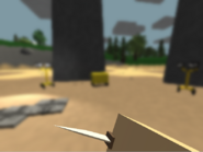 Unturned Pocketknife