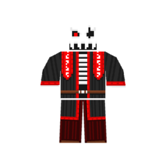 Grim Necromancer Outfit
