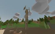 Washington Scorpion-7 - radio tower
