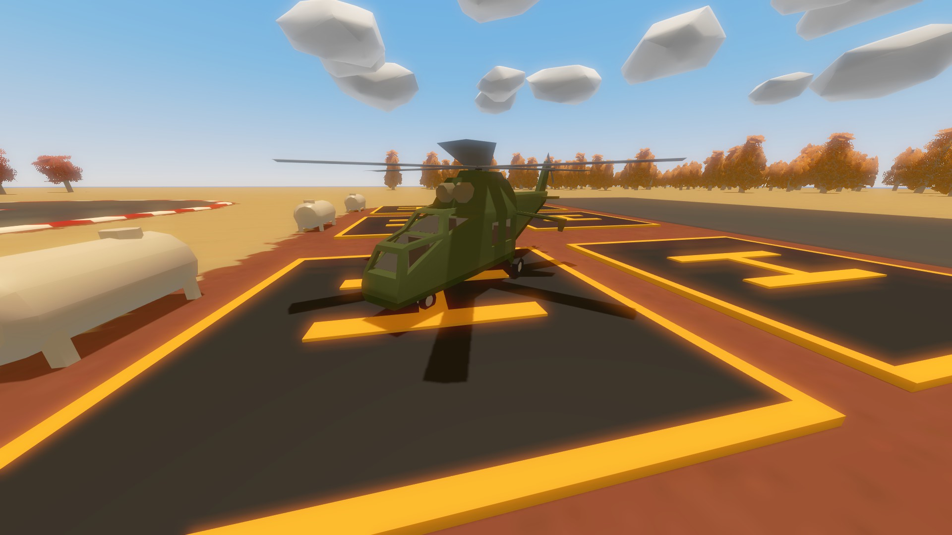 Attack Heli | Unturned Bunker Wiki | FANDOM powered by Wikia