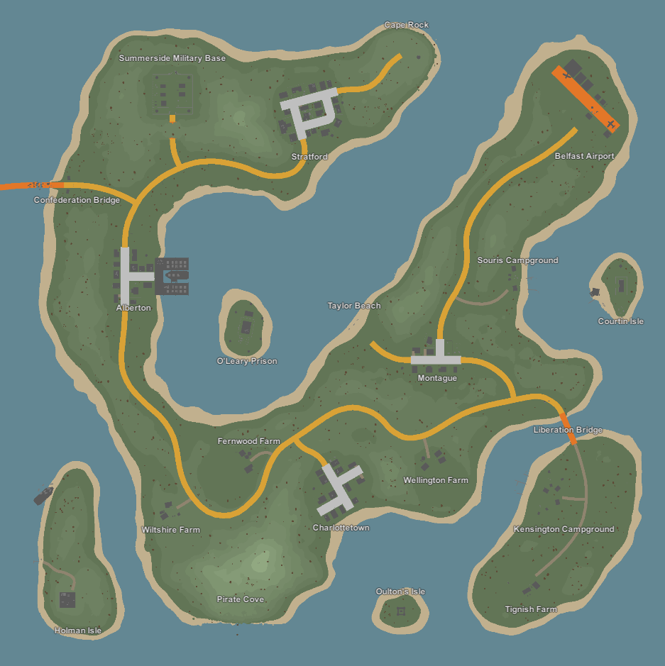 Unturned Russia Map Locations.Pei Unturned Bunker Wiki Fandom Powered By Wikia