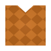 Sweatervest Orange 218