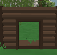 Pine doorway2