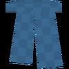 Scarf Blue 1134