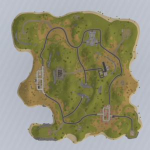 Cyprus Arena Map