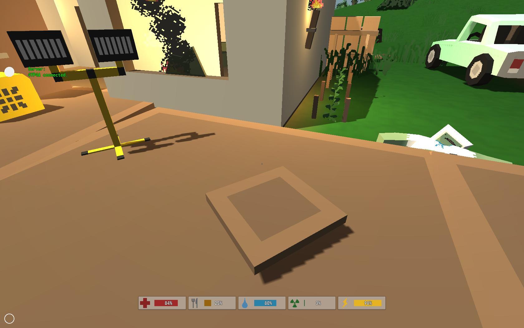Wooden Plate Unturned Bunker Wiki Fandom Powered By Wikia