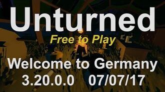 Unturned Germany Trailer