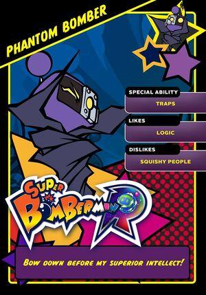 Phantom Bomber card