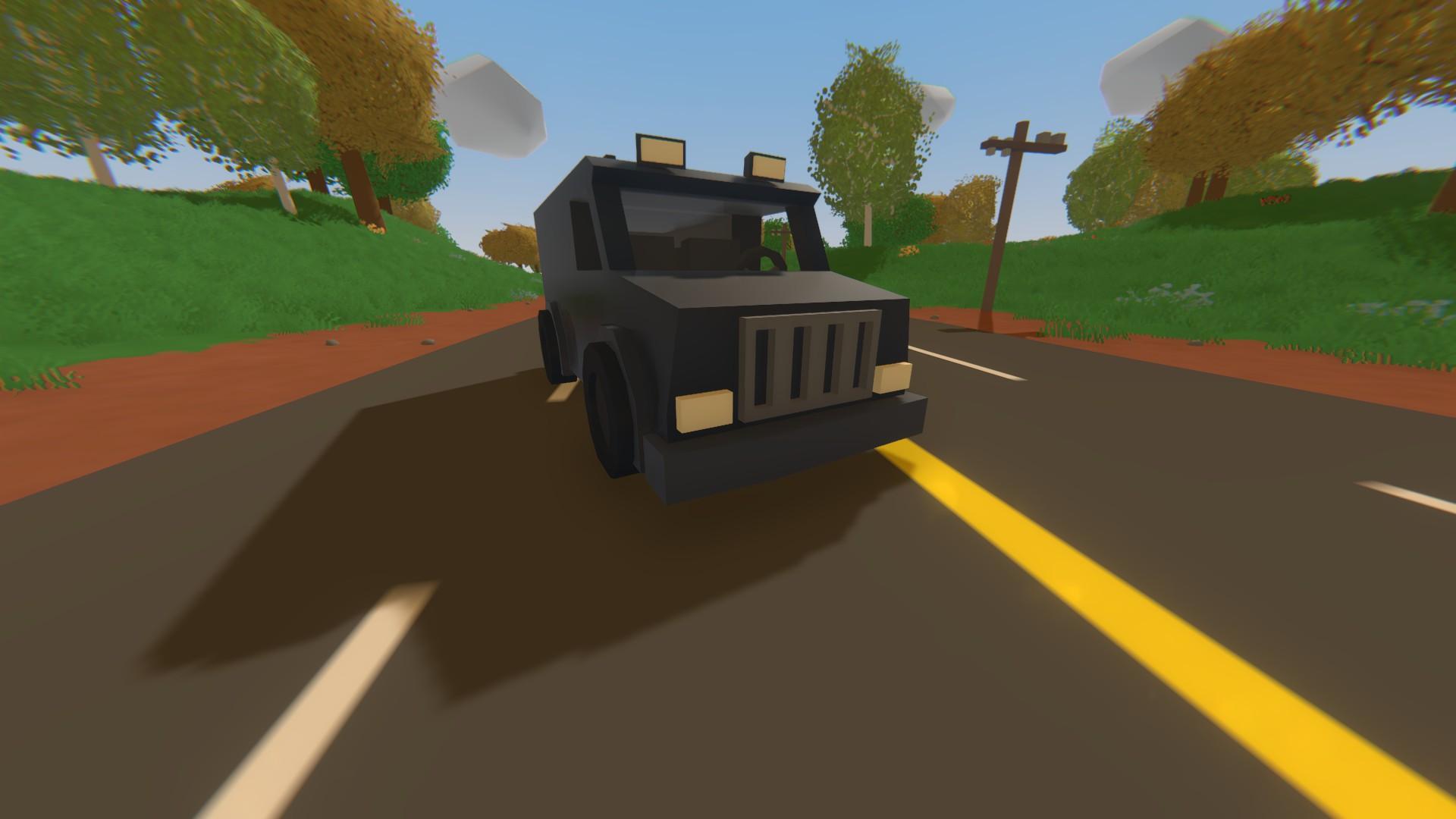 Prison Truck | Unturned Bunker Wiki | FANDOM powered by Wikia