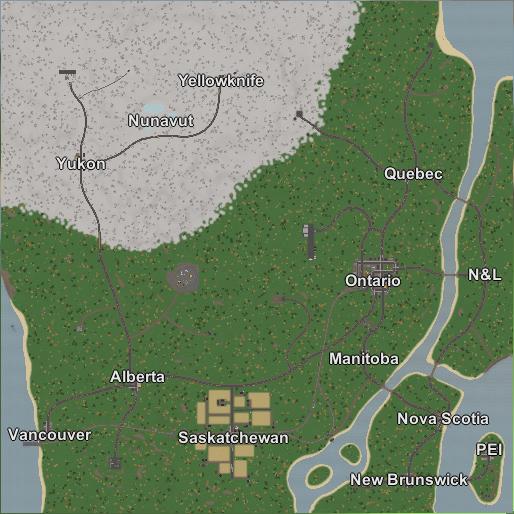Canada | Unturned Bunker Wiki | FANDOM powered by Wikia