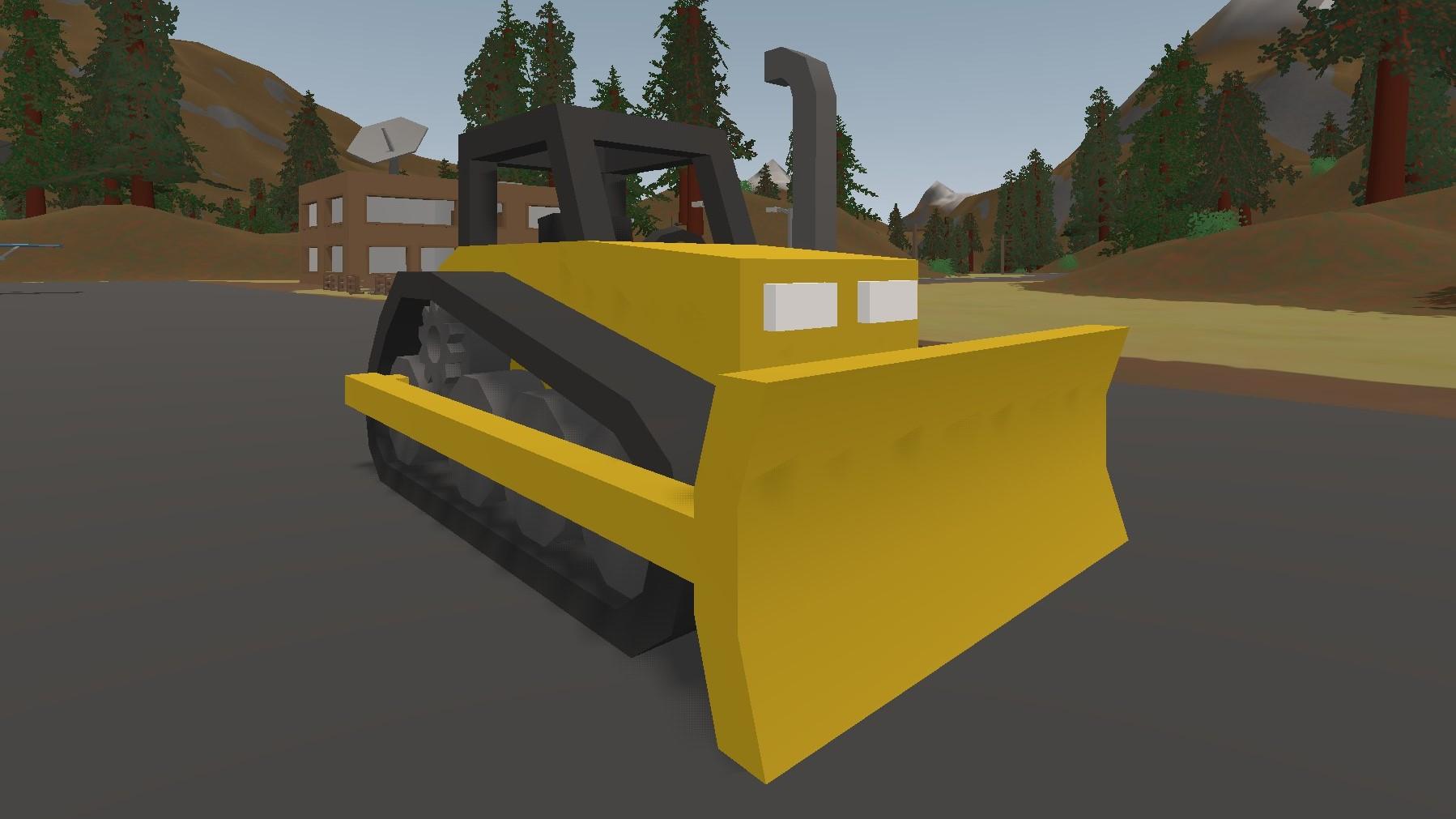 Bulldozer | Unturned Bunker Wiki | FANDOM powered by Wikia