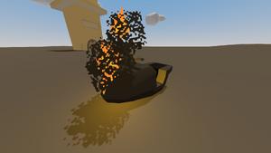 Jetski-Burn