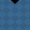 Sweatervest Blue 216