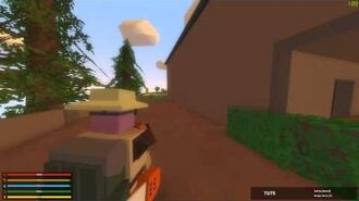 Unturned Courtin Isle exploration