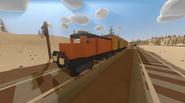 Yukon train
