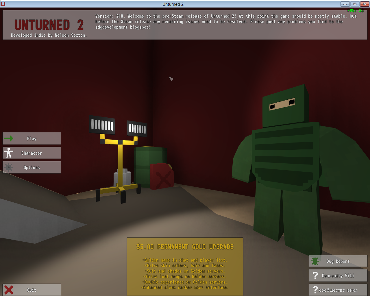 How to chat in unturned - Screenshot 6 Png