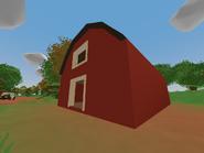 Tignish Farm - barn