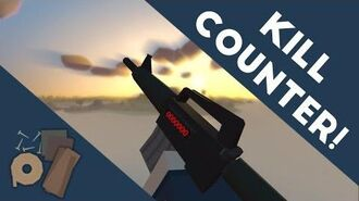Crafting the Kill Counter! Unturned Update 3.23.3.0