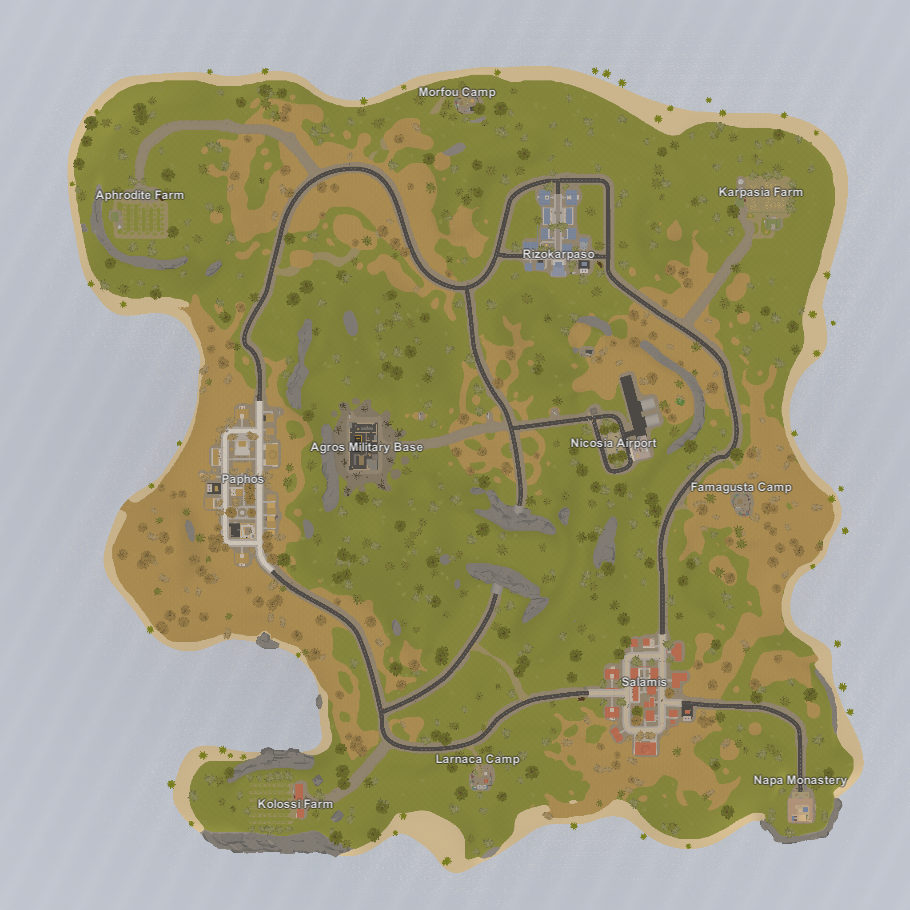 how to play different maps unturned