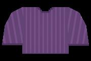 Plaid Purple Dark Shirt 668