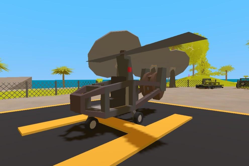 Auto Gyro | Unturned Bunker Wiki | FANDOM powered by Wikia