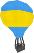 Hot Air Balloon 849