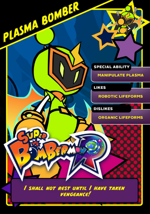 Plasma Bomber card