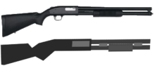 BLUNTFORCE MOSSBERG