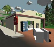 Foodstore front