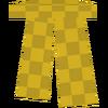 Scarf Yellow 1140