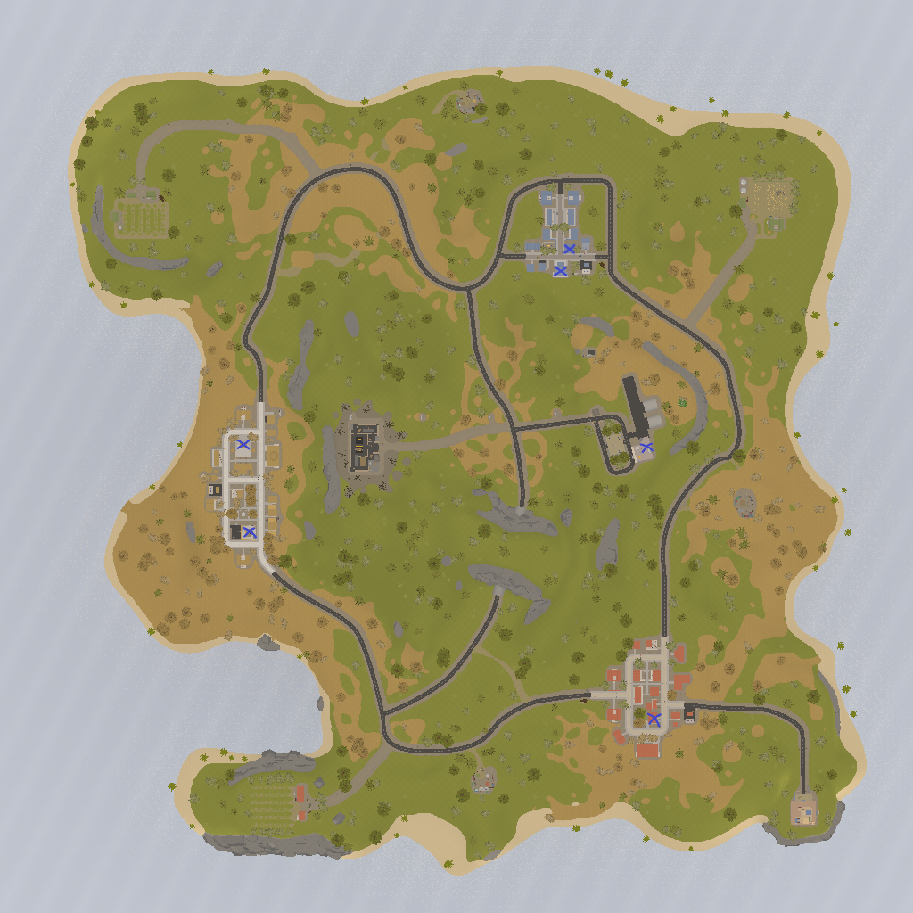 Unturned Seattle Map.Police Locations Unturned Bunker Wiki Fandom Powered By Wikia