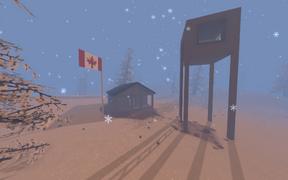 Yukon RCMP Outpost