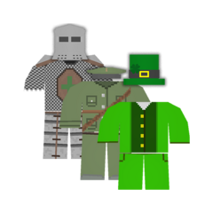 Ireland Map Bundle