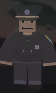 Carpat Police Uniform