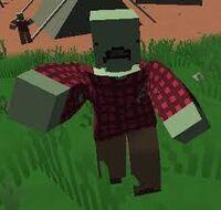 Lumberjackzombie