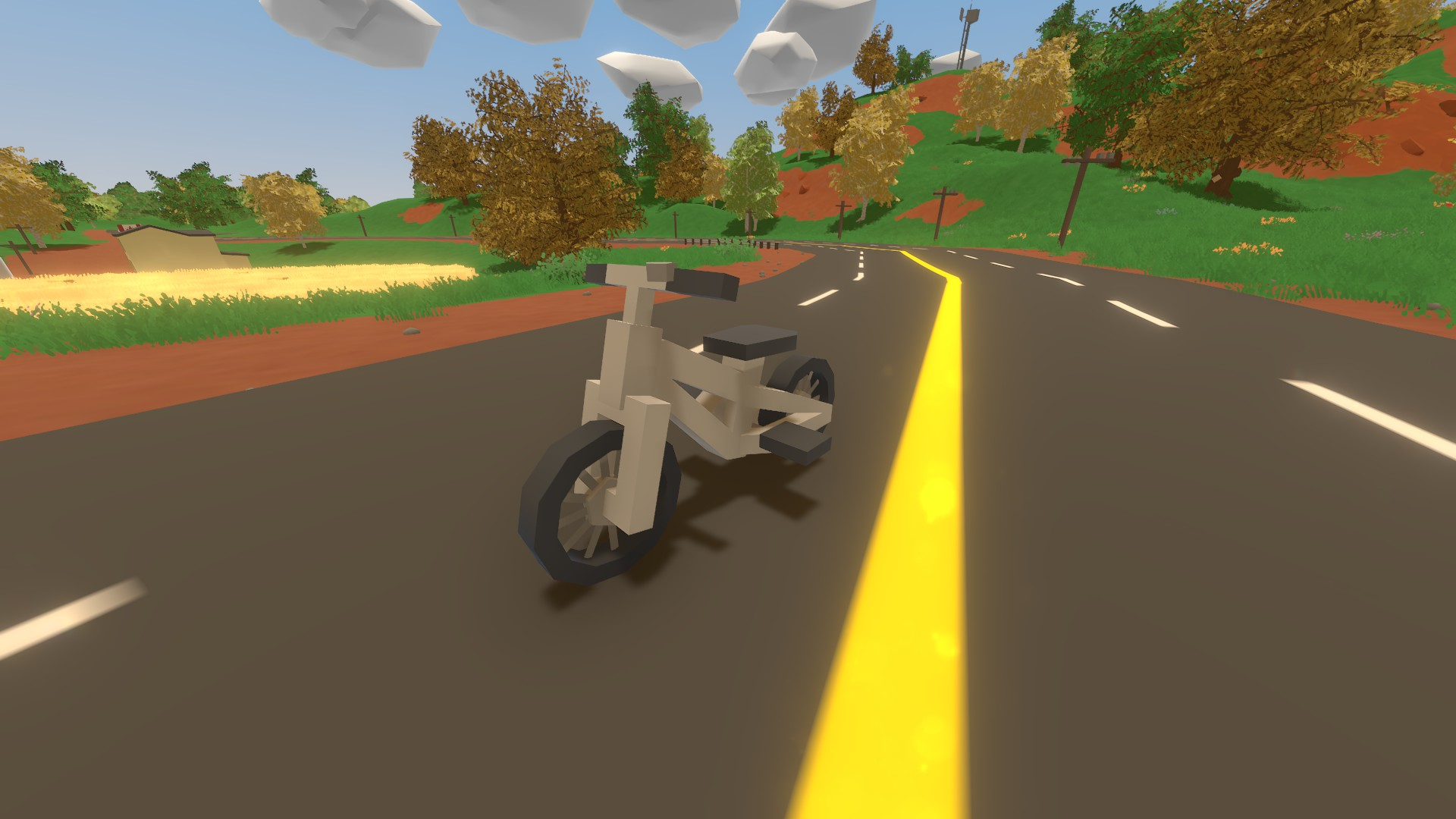 how to build a bike in unturned
