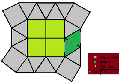 Honeycomb Diagram
