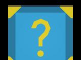 Blue Mystery Box