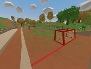 Montague - football camp
