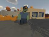 Zombie Boss