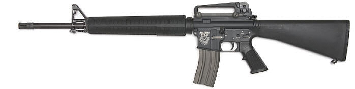 M16A3 2B Classic-Sideview
