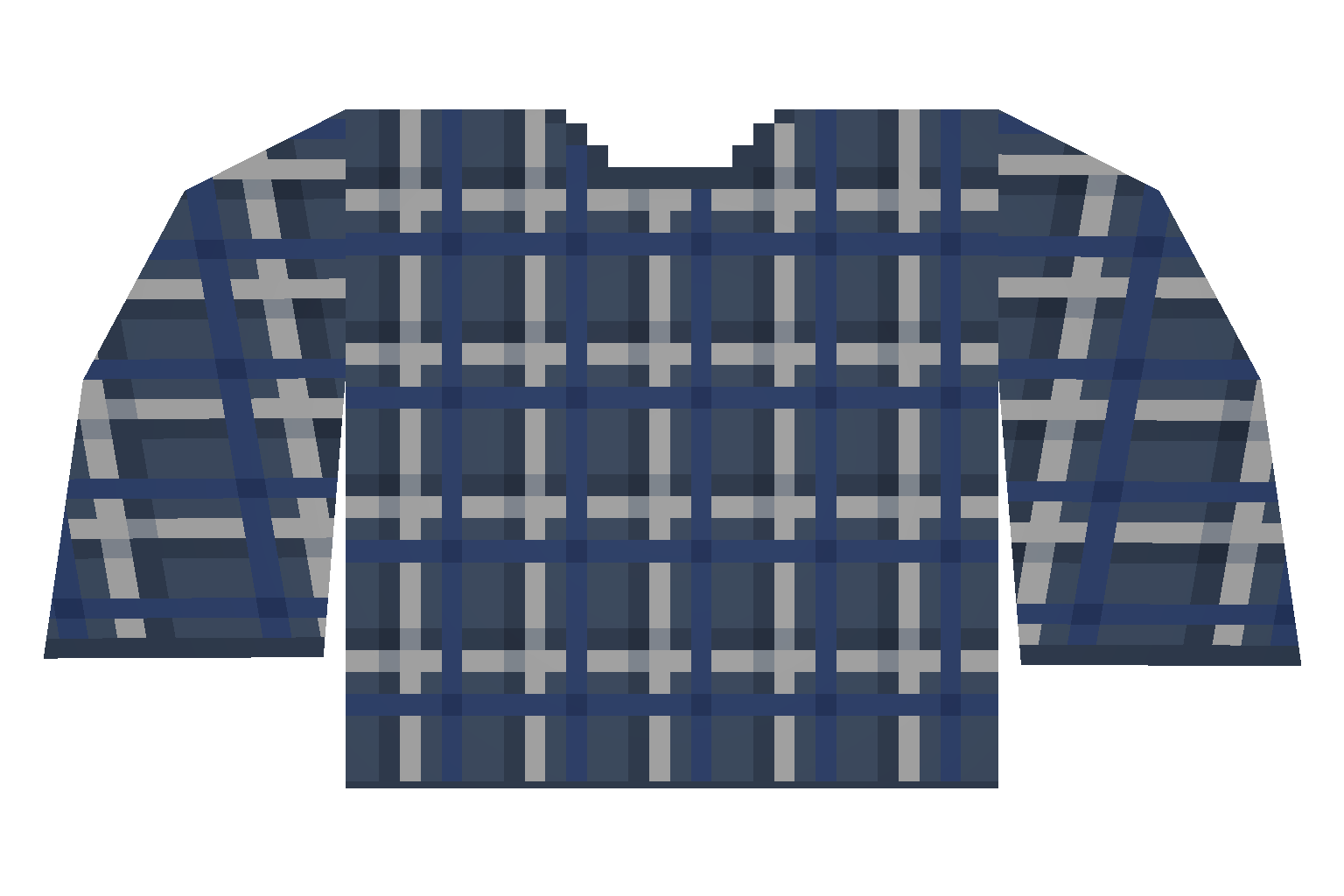 Dark Blue Plaid Shirt Unturned Bunker Wiki FANDOM powered by Wikia
