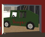 Humvee mainmenu