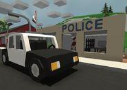Policyjny Samochód z wesji 2.2