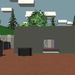 Cuarteles de la Base